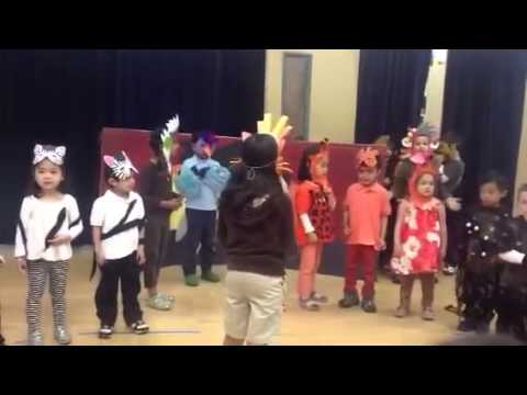 Waterfront montessori school play   clip 5