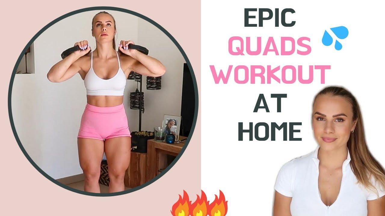 Get THE BEST Quads pump at home | SAVANNAH PREZ