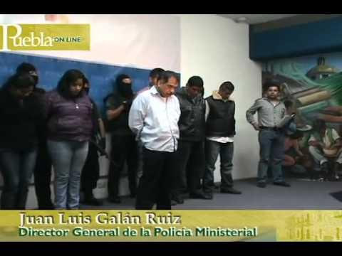 Capturan a 9 explotadores sexuales de Teziutlán Puebla