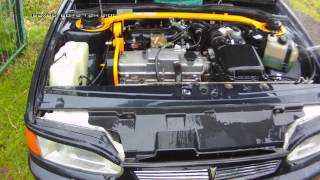 видео Как помыть двигатель ВАЗ 2114?