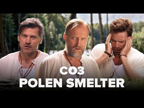 ZULU Comedy Galla 2017 - CO3 feat. Josefine Frida Pettersen - POLEN SMELTER