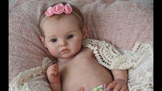 Full Body Silicone Baby Girl Georgia