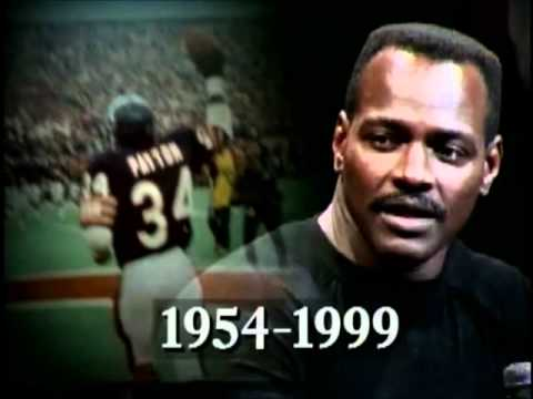 ESPN Up Close special with Walter Payton (Part 1 of 2)