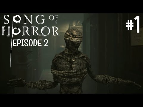 SONG OF HORROR - Episode 2 Walkthrough Part 1 (Silent Hill Type Game)
