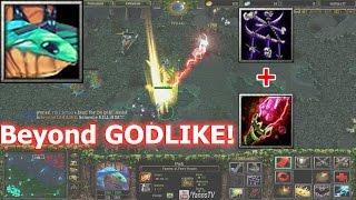 видео Puck  - Faerie Dragon (Пак - Волшебный Дракон) - Гайд Dota 6.83c
