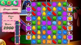 Candy Crush Saga Level 265 No Boosters