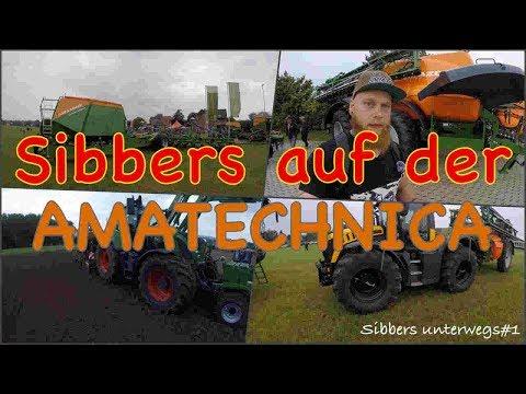 Sibbers auf der Amatechnica