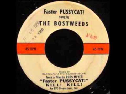 the Bostweeds Faster Pussycat Kill Kill