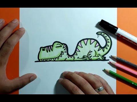 Como Dibujar Un Dinosaurio Paso A Paso 19 How To Draw A Dinosaur 19 Youtube Los dinosaurios de juguete son nuestra pasión, comienza tu colección con un dinosaurio schleich elige el tuyo en nuestra selección de dinosaurios de juguete de marketlace, y adentrarte en un. como dibujar un dinosaurio paso a paso 19 how to draw a dinosaur 19