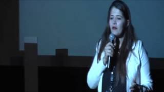 """حد قال لك انت فاشل"" ! | Mona Shahien | TEDxNahdaU"