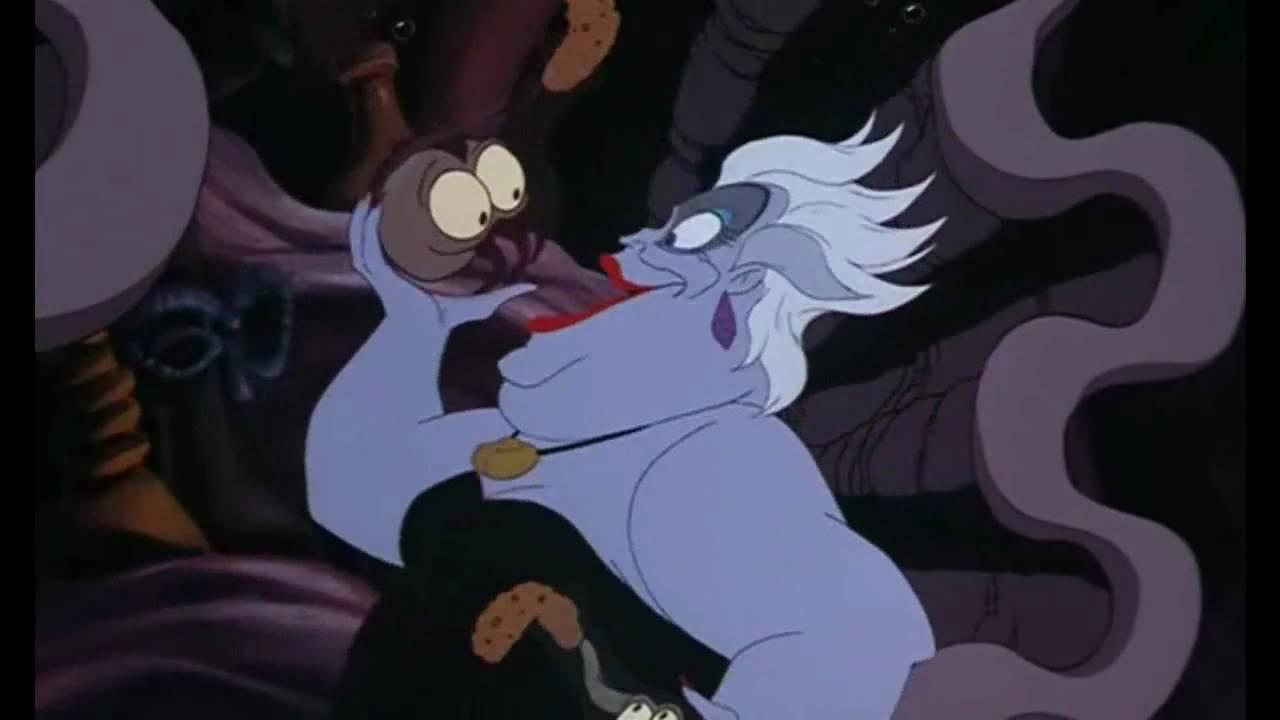 Ariel die meerjungfrau porn