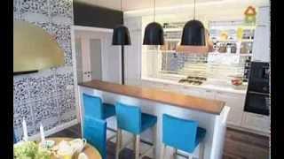 ARTUP BUREAU в ТВ-передаче «Дачный ответ» на НТВ проект «Кухня в чугунных кружевах» эфир 13.10.2013
