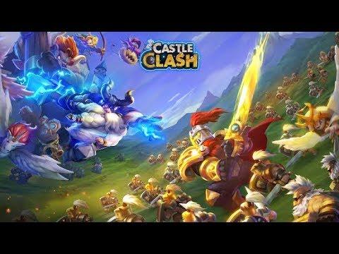 Castle Clash New Player 1-7 Days Login Reward 2018