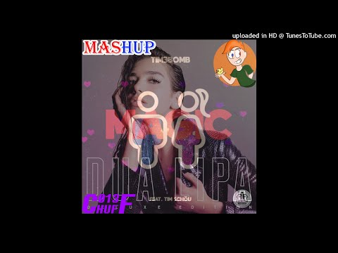 MASHUP | Dua Lipa Vs. Tim3bomb & Tim Schou - Magic Rules | C013 Huff