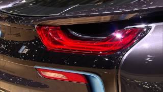 Cenevre Otomobil Fuarı 2014 BMW standı canlı video