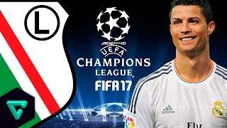 Video Legia Warszawa vs. Real Madrid | jmc UEFA Champions League | FIFA 17 download MP3, 3GP, MP4, WEBM, AVI, FLV April 2018