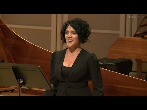 Adriana Ruiz, soprano - Songs of Barbara Strozzi - EMA's 2019 Emerging Artists Showcase