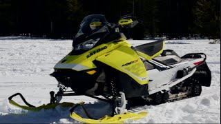 2017 Ski-Doo MXZ X 850 Review