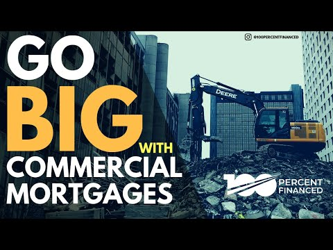 Stop Wasting Time With Residential Mortgages! Commercial Is The Way.