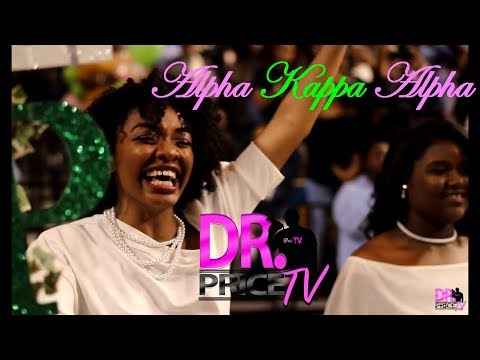 Alpha Kappa Alpha | Beta Psi Chapter | New Initiate Presentation | Spring 2018