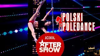 Polski Poledance – ČESKO SLOVENSKO MÁ TALENT AFTER SHOW 2019