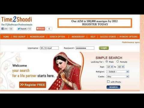 IT Software Professional matrimony www Time2Shaadi com