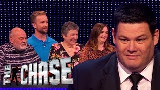 The Chase | A Full House Team Stuns The Beast in the Final Chase