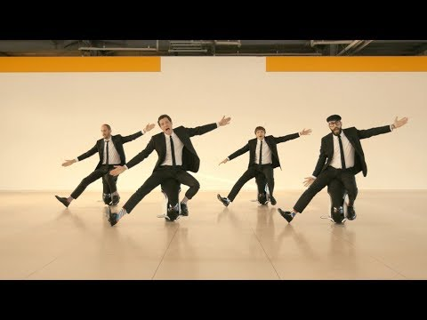 OK Go - I Won't Let You Down Lyrics (UPMC Clubday Project)