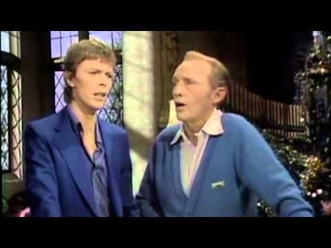 David Bowie & Bing Crosby - Little Drummer Boy/Peace On Earth (widescreen)