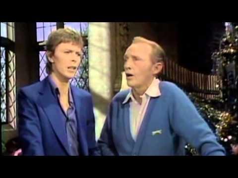 David Bowie & Bing Cros  Little Drummer BoyPeace On Earth widescreen
