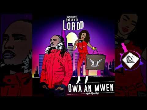 Lord D - Owa an mwen (  Audio visualizer )