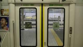 東海道本線E233系 2編成のドアチャイムを比較 thumbnail