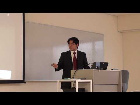 Master's Thesis Presentation - Department of Industrial Engineering - Tokyo Institute of Technology