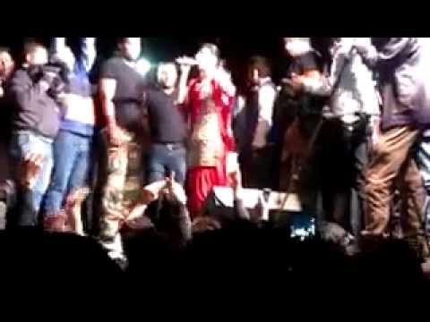 Kaur B   Punjabi Singer   insulted in Mela 2015