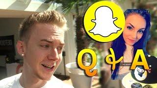 Snapchat QnA!