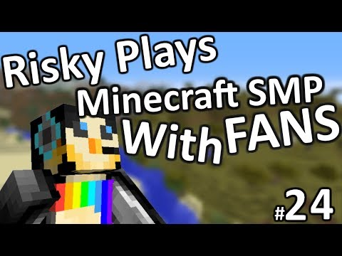 Risky Play Vanilla Minecraft With fan Episode #24 The Coliseum Day 3 Or 4 I Cant Count