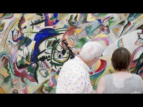 Kandinksy, Marc & Der Blaue Reiter at Fondation Beyeler
