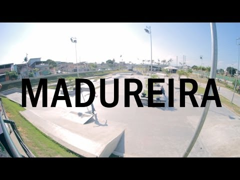 SkatistaBR Apresenta Madureira (Tatu Skate Park)