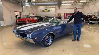1969 Oldsmobile 442 for sale with driving sounds, and walk through video w/ BONUS footage