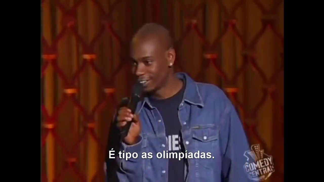 Dave Chappelle - HBO Comedy Half Hour 1998 (Legendado)