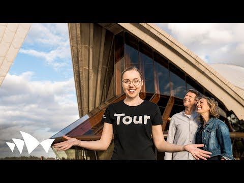 Sydney Opera House Tour & Tasting Plate - Video