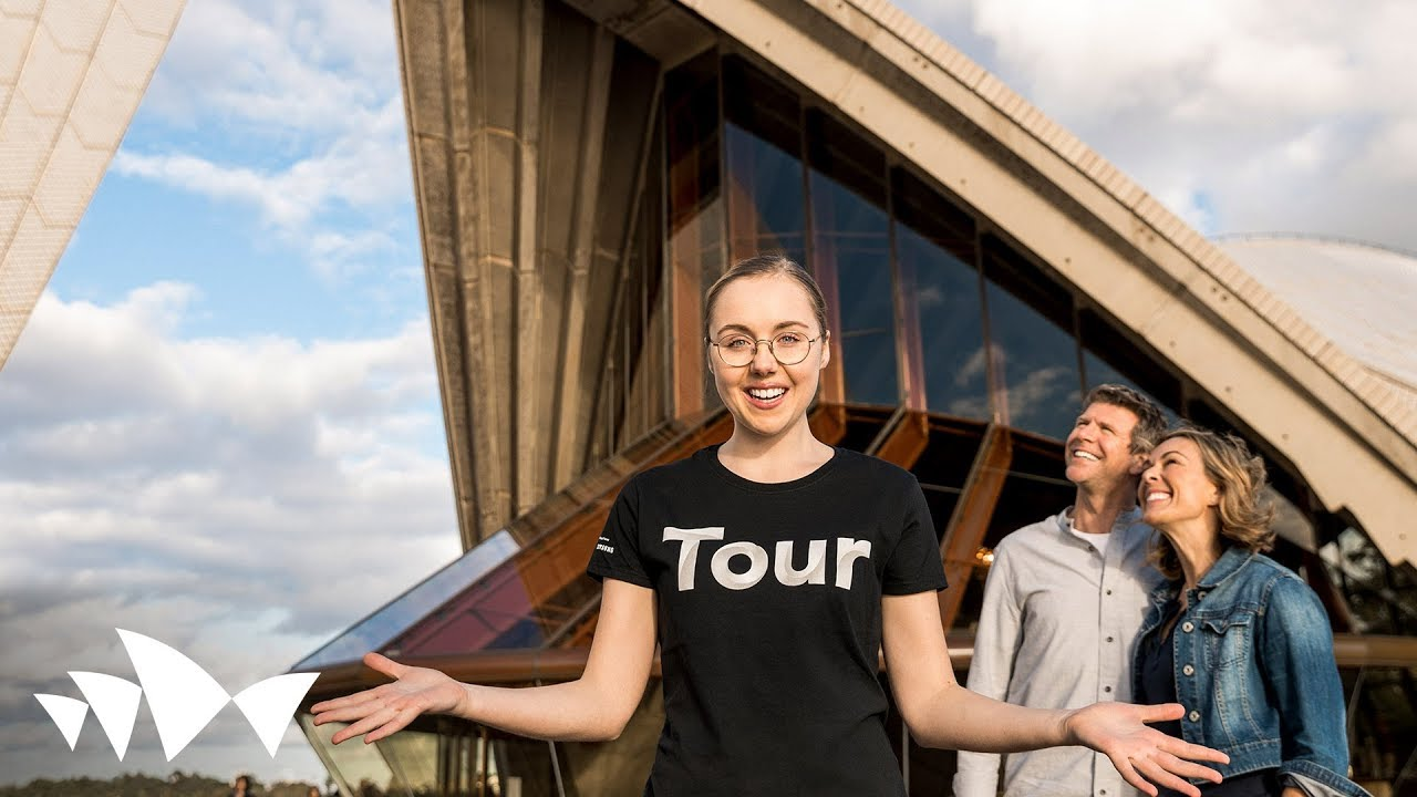 video The Sydney Opera House (1 Hour Tour)