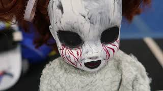 ANNABELLE DOLL TOOK MY CAMERA AND RECORDED ME!! (CRAZY)