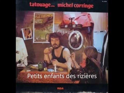 Corringe Michel  Album Tatouage