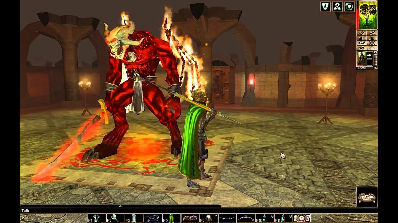 Belial Lord Of Fire (Gameplay) [HD