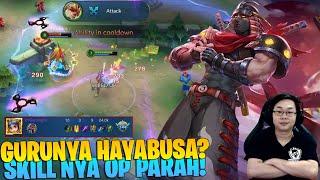 HERO INI LEBIH OP DARI HAYABUSA?!? HATTORI HEROES EVOLVED GAMEPLAY - SKILL NYA NGERI BANGET COI screenshot 2