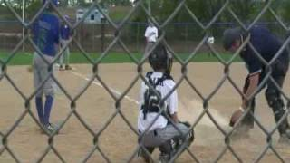 "The ""Squeeze Play"".    Baseball 2008"