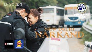 HIMALAYAN RIDGE Episode 1 : Perjalanan Darius dan Donna di Himalaya, Dimulai!
