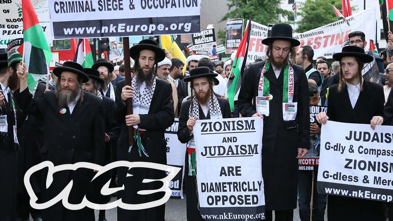 Image result for ultra orthodox opposition to zionism