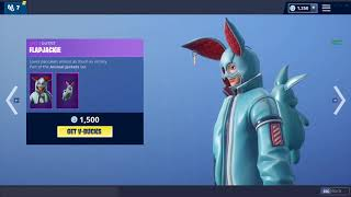 *NEW* GROWLER & FLAPJACKIE SKINS! (Fortnite Item Shop 8th November)